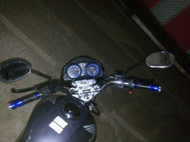 Moto TITAN 150 super conservada. (94)992600635