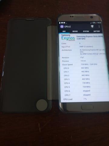 Samsung S7 Edge ainda garantia Samsung