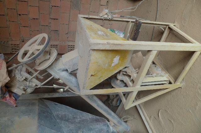 Maquinario para fabricação de argamassa