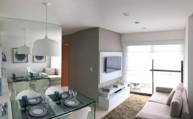Apto c/ 2 ou 3 quartos, piscina e academia no Antares a partir de R$ 180mil
