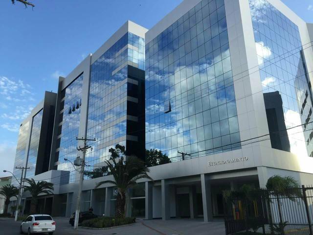 Sala 75 m2, Moinho Office + 2 vagas