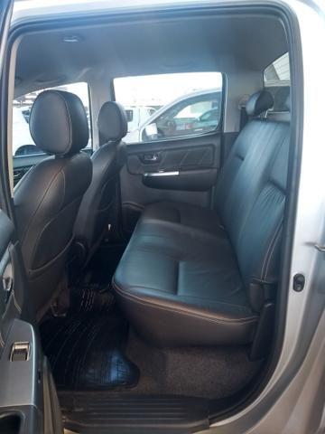 Toyota Hilux CD SRV 4x4 3.0 AUT TOP DE LINHA - Foto 13