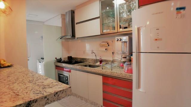 Apartamento 3 Quartos, 87 m² c/ armários na 706 Sul - Monte Sinail - Foto 6