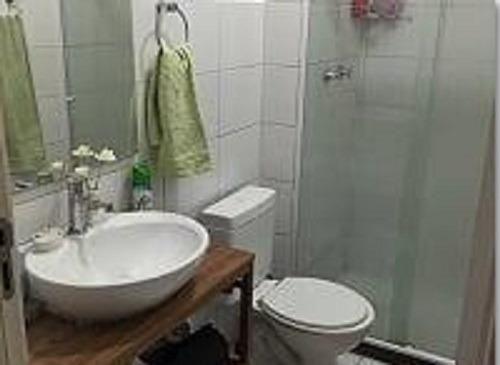 Ótimo apto térreo em condomínio novo no Fonseca - Foto 11
