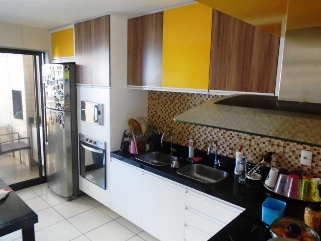 Apartamento à venda, 5 quartos, 3 vagas, patriolino ribeiro - fortaleza/ce - Foto 12