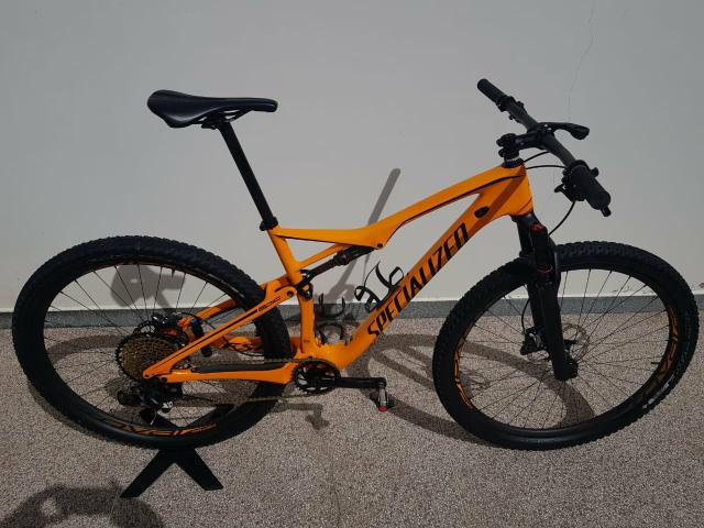 Montain Bike Specialized Epic FSR full Pro Carbon World Cup* *2017