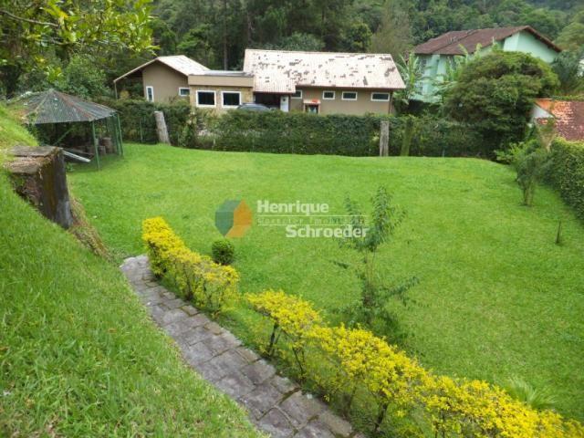 Terreno 800 m2 em condomínio de alto padrão, teresópolis, rj - Foto 6