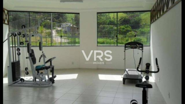 Terreno à venda, 350 m² por r$ 150.000 - vargem grande - teresópolis/rj - Foto 8