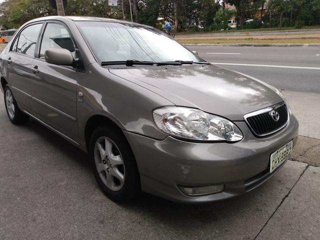 Corolla seg 2004 automático