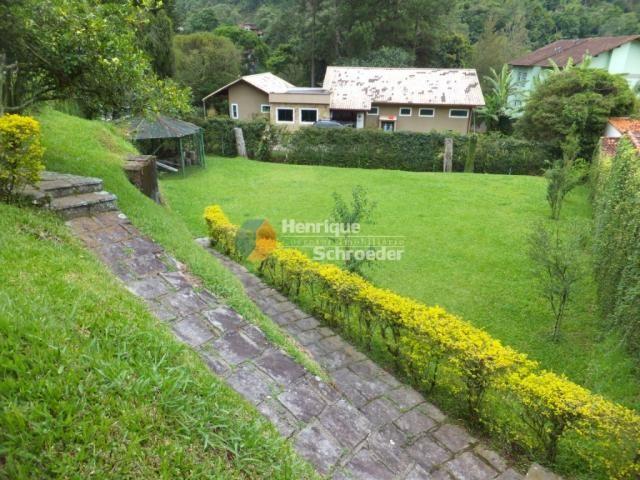 Terreno 800 m2 em condomínio de alto padrão, teresópolis, rj - Foto 4