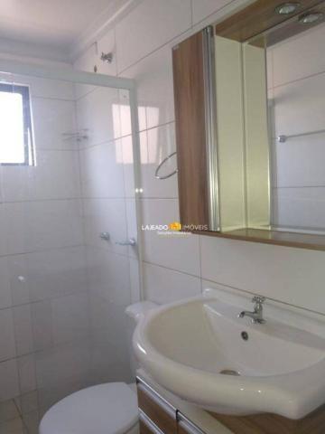 Apartamento com 2 dormitórios para alugar, 64 m² por r$ 590/mês - montanha - lajeado/rs - Foto 5