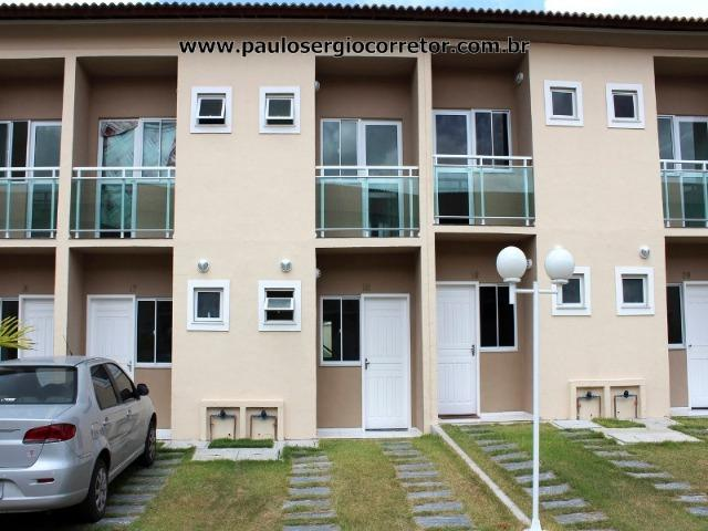 Aluga ou vende casa duplex em condomínio - Ancuri/Messejana - Foto 2