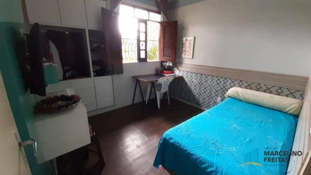 Casa com 4 dormitórios à venda, 143 m² por r$ 390.000 - maraponga - fortaleza/ce - Foto 8