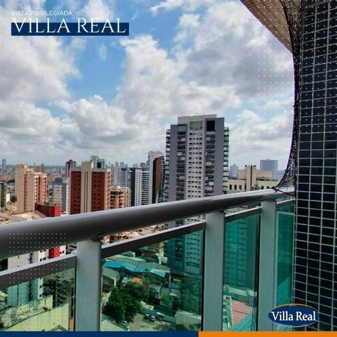 Apartamento na Nazaré, 2 quartos, Edifício Villa Real com 60m² - Foto 17