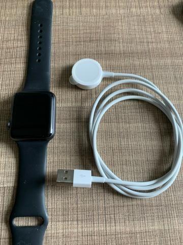57b2e1cbe8a Relógio Apple Watch Series 2 42mm GPS Sport em perfeito estado ...