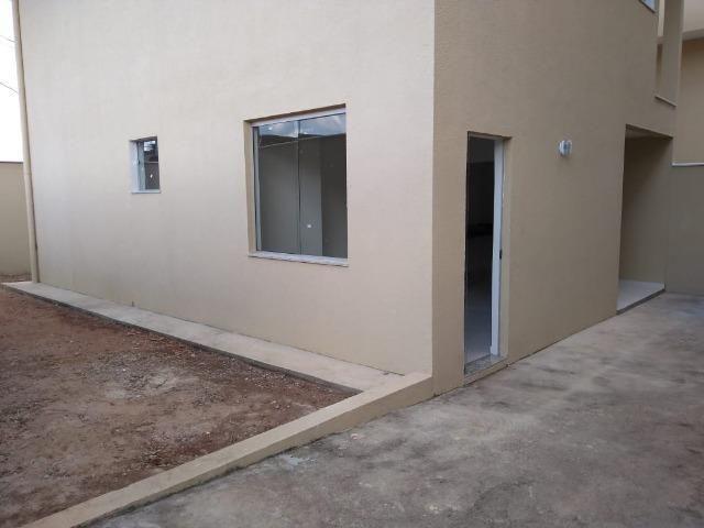 Ótima casa de 2 quartos, localizada no bairro Canaã em Juatuba