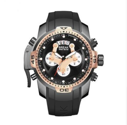 1609b310858 Lançamento - Relógio Masculino Estilo Bvulgari - whatsapp -988378627 -  carlos