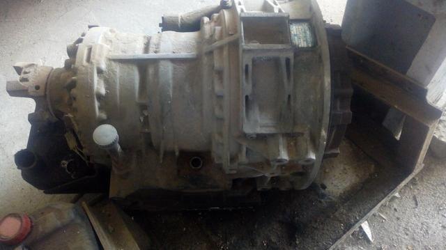 Transmissão automática ZF ECOMAT 4HP500 - Foto 2