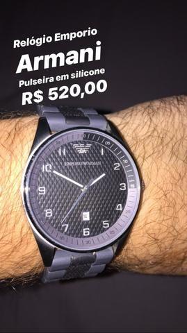 48ba19532a5 Relógio Emporio Armani original - Bijouterias