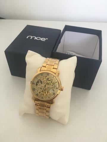406c69e009b Relógio MCE Gold