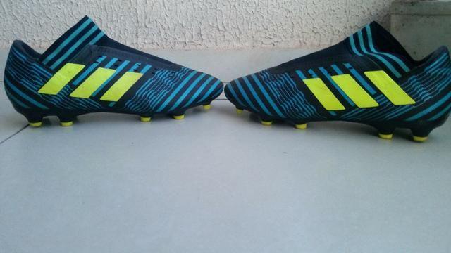 Chuteira Campo Adidas Nemeziz 17.3 - Numeração 40 - Esportes e ... 7a19458b1248e