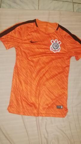 3cc7f909ad Camisa Corinthians treino Nike - Roupas e calçados - Baixa de ...