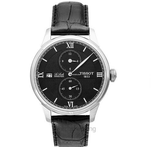 e266e6e1236 Relógio Tissot Automatico LE LOCLE REGULATEUR - Bijouterias ...