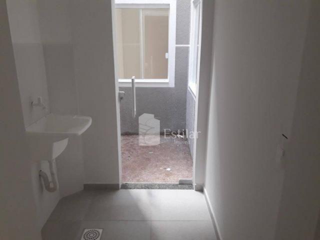 Apartamento com 3 quartos no boneca do iguaçu - são josé dos pinhais/pr - Foto 10