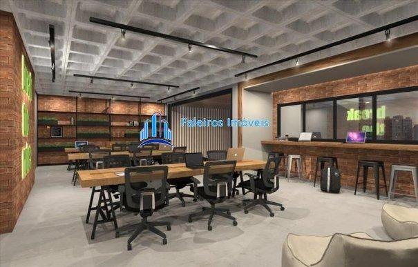 Studio Av. do Café Lazer completo á 300metros da USP - Studio em Lançamentos no ... - Foto 10