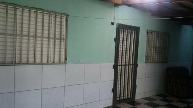 Quadra 403 recanto das emas lote com duas moradias bem localizada e escriturada - Foto 2