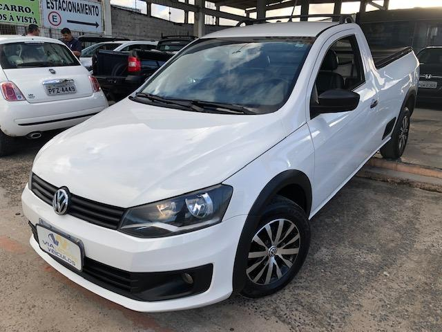 Vw - Volkswagen Saveiro 2015 1.6 trendline 81000km