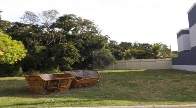 Terreno residencial à venda, condomínio portal dos ipês, indaiatuba - te0376. - Foto 3