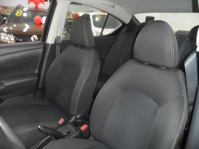 Nissan Versa 1.6 Sv flex Praticamente 0km (Aprovo com Score Baixo e por Telefone) - Foto 11