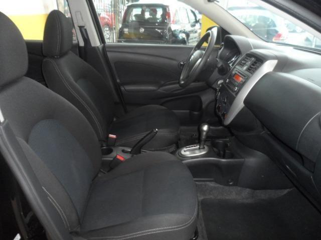 Nissan Versa 1.6 Sv flex Praticamente 0km (Aprovo com Score Baixo e por Telefone) - Foto 8
