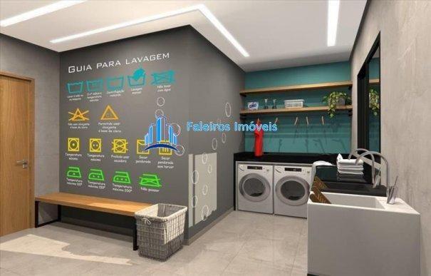 Studio Av. do Café Lazer completo á 300metros da USP - Studio em Lançamentos no ... - Foto 18