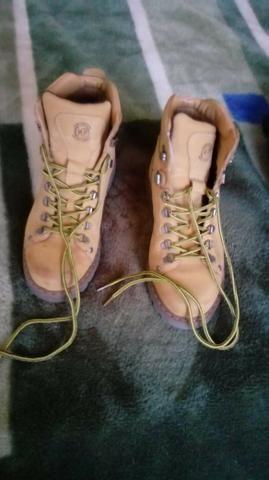 20ad8a48b4 Bota Coturno West Coast Worker Masculina 39/40 - Roupas e calçados ...