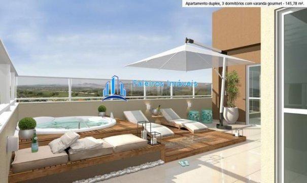 Aparatmento 2 e 3 dormitórios - Sacada gourmet - Lazer - Apartamento em Lançamen... - Foto 14