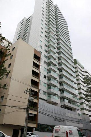 Apartamento com 2 dormitórios à venda, 79 m² por R$ 475.000,00 - Batel - Curitiba/PR - Foto 2