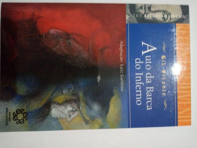 Livro: Auto da Barca do Inferno - Gil Vicente
