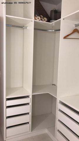 Apartamento para Venda em Várzea Grande, Centro-Norte, 2 dormitórios, 1 banheiro, 1 vaga - Foto 3