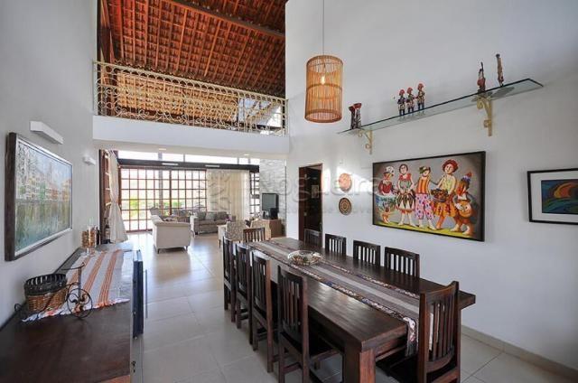 Casa de condomínio à venda com 5 dormitórios em Campos do jordao, Gravata cod:V270 - Foto 7
