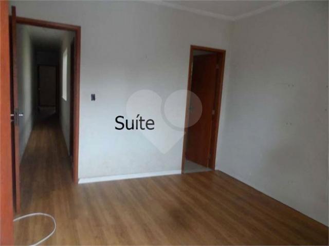 Casa à venda com 3 dormitórios em Mandaqui, São paulo cod:169-IM467536 - Foto 8