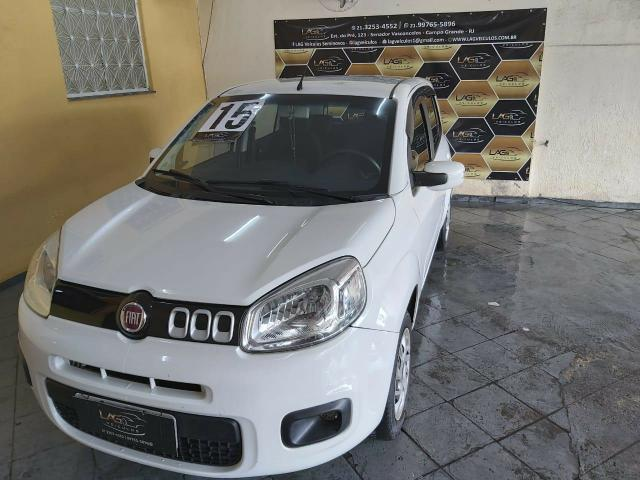 Fiat uno evolution 1.4 fire flex completa 2015 - Foto 3