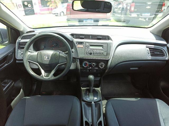 Honda city lx 1.5 aut - Foto 6