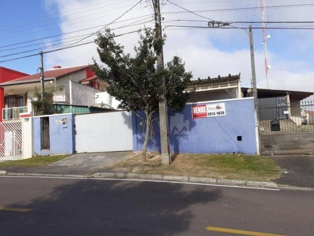 Barracão à venda, 120 m² por R$ 350.000,00 - Barigui - Araucária/PR - Foto 15