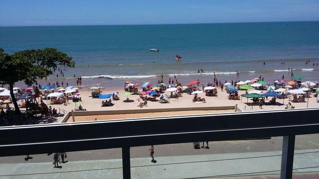 Frente para o Mar, 03 quartos, sendo 02 suítes, 03 banheiros, varanda - Foto 16