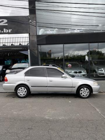 Civic Lx 2000 completo - Foto 2