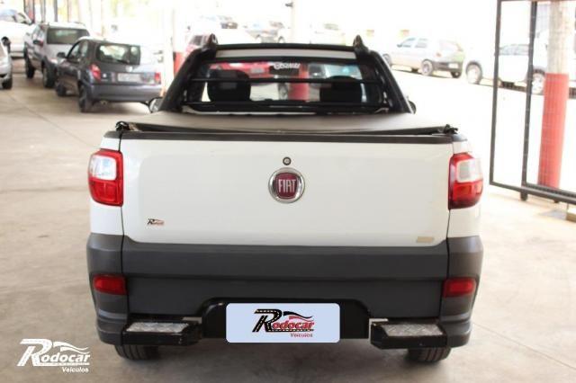 Fiat Strada Working 1.4 Branco - Foto 2