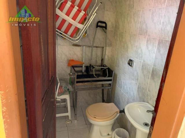 Casa com 2 dormitórios à venda, 70 m² por R$ 250.000 - Maracanã - Praia Grande/SP - Foto 9