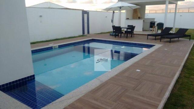 Linda casa no Viverde com 4 quartos - Foto 16